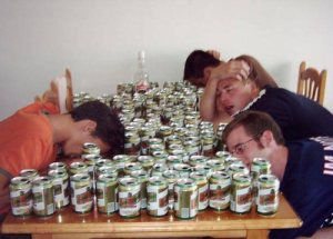 A litte drink?