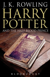 Half-Blood Prince - Adult Cover