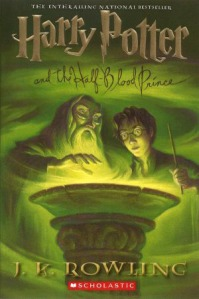 Half-Blood Prince - Kid Cover