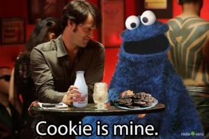 Cookie is Mine